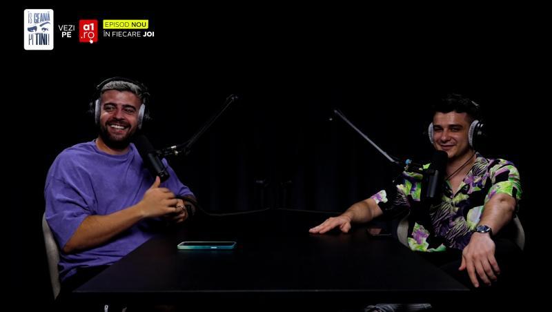 Speak și Vlad Drăgulin lansează Îs geană pi tini, episodul 38. Hai să vezi ce videouri haioase ți-au mai pregătit artiștii