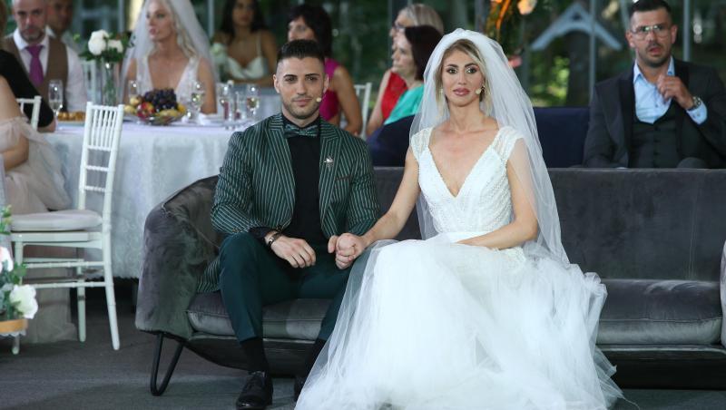 Liviu și Maria, câștigătorii sezonului 3 Mireasa