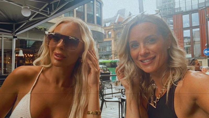 Cheryl Jarvis este confundată cu fiica ei
