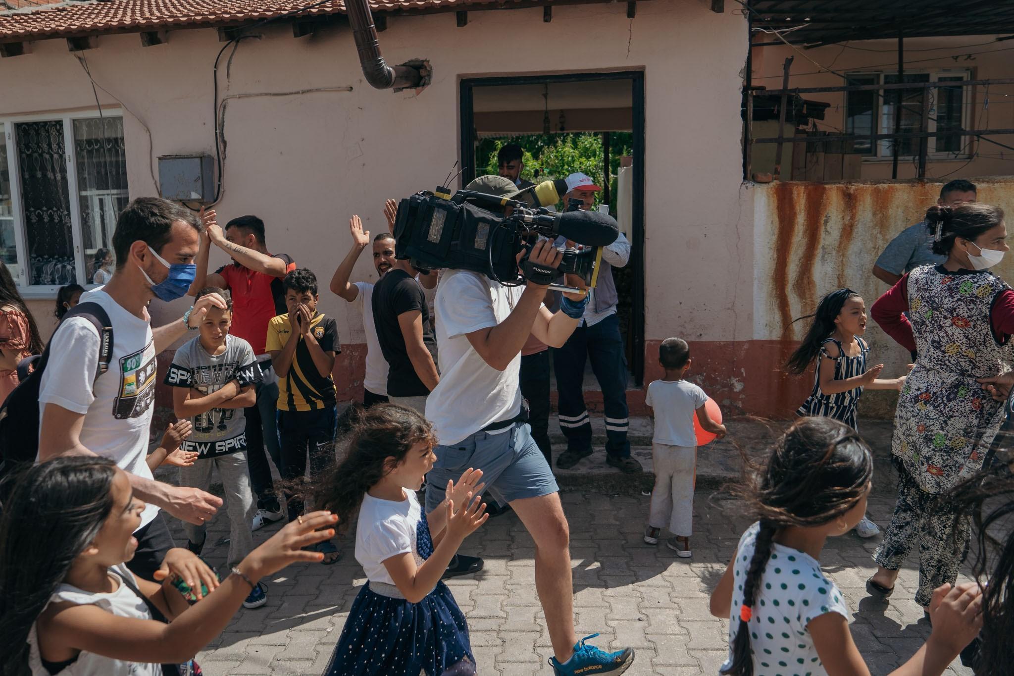 scene in spatele camerelor la filmarile pentru asia express sezonul 4