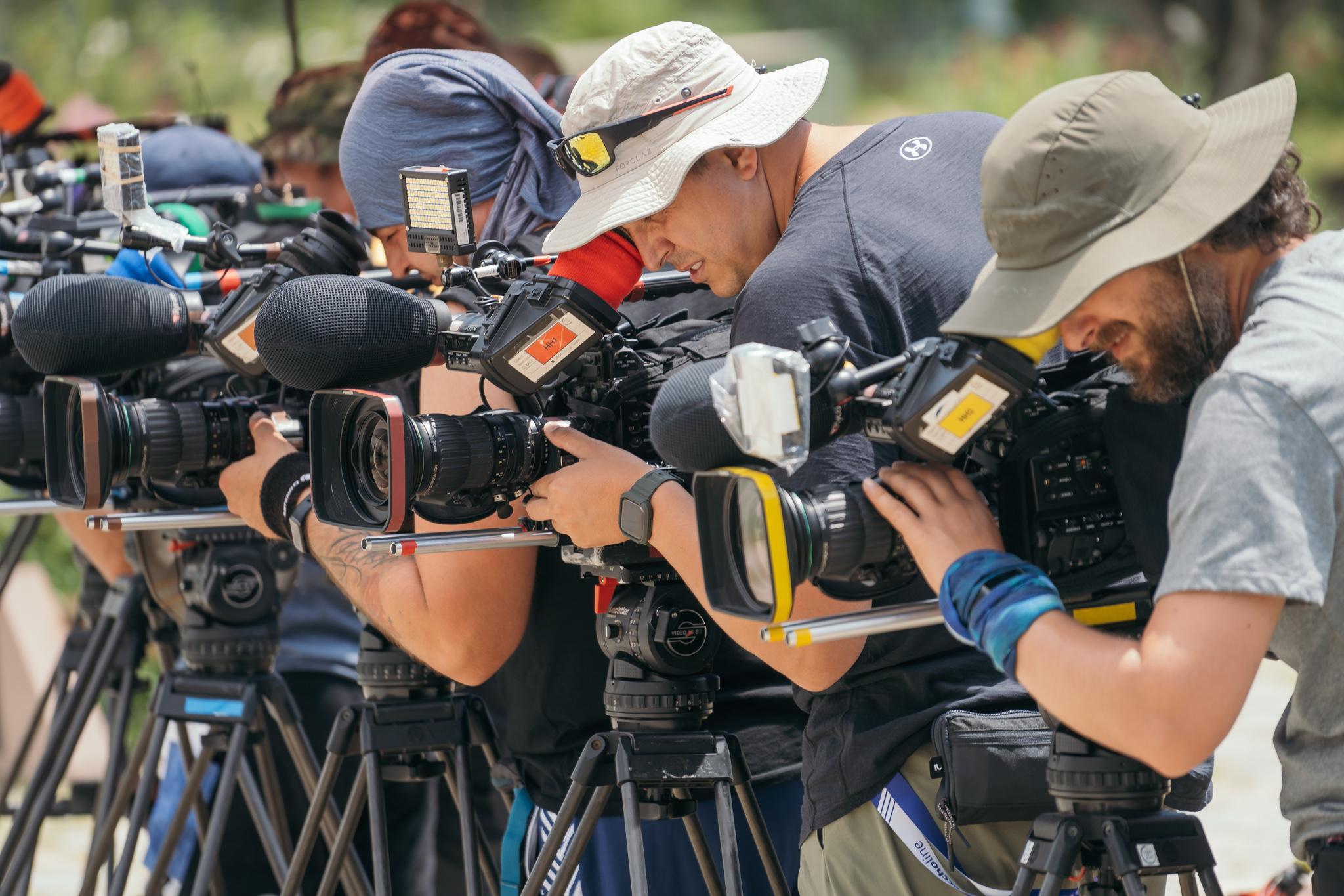 Fotoreportaj Asia Express, episodul 4. Ce se întâmplă în spatele camerelor de filmat și cum arată echipa care nu se vede la TV