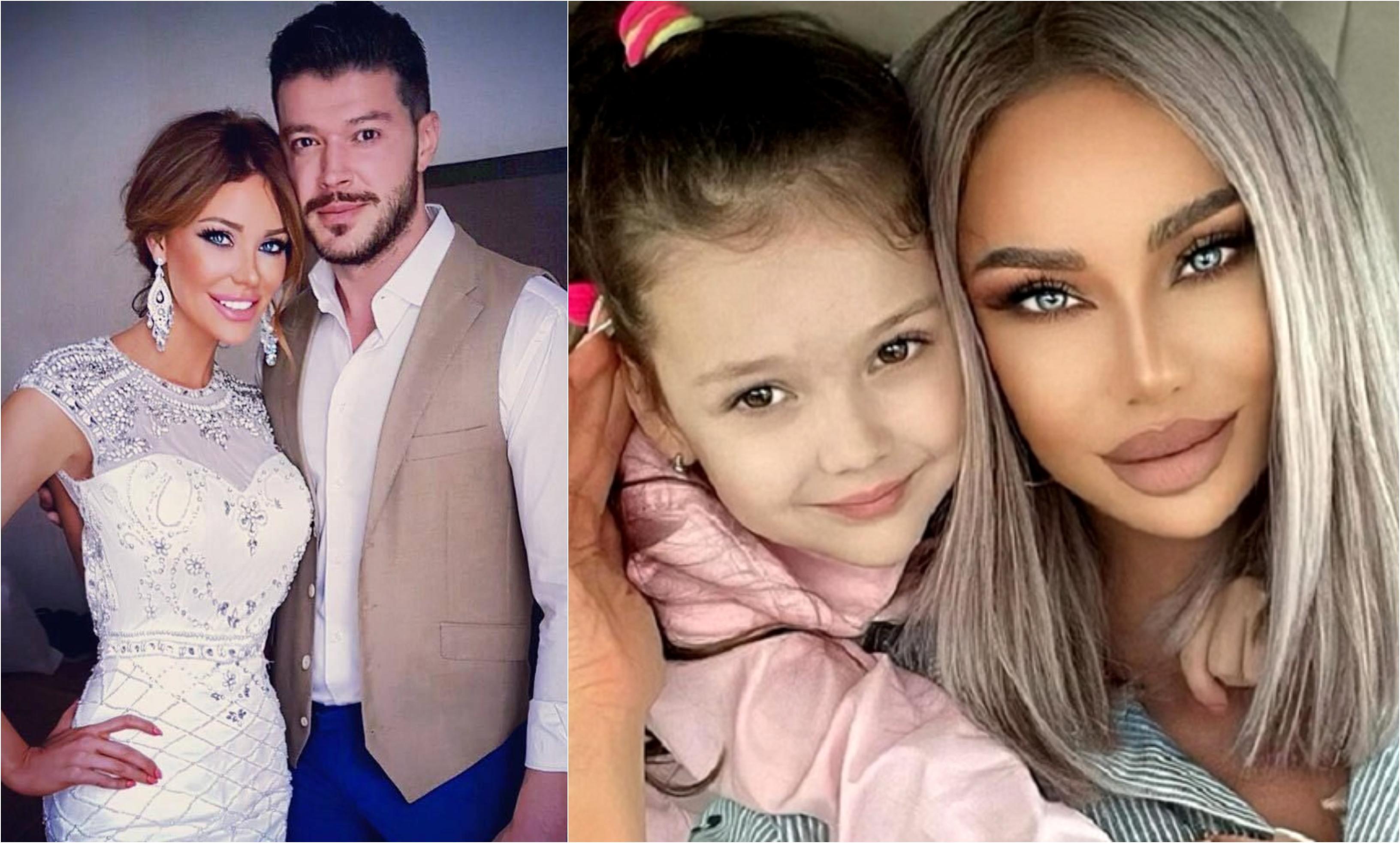 Câți bani i-ar da Victor Slav, lunar, Biancăi Drăgușanu pentru a o crește pe fiica lor Sofia. Blonda este nemulțumită de sume