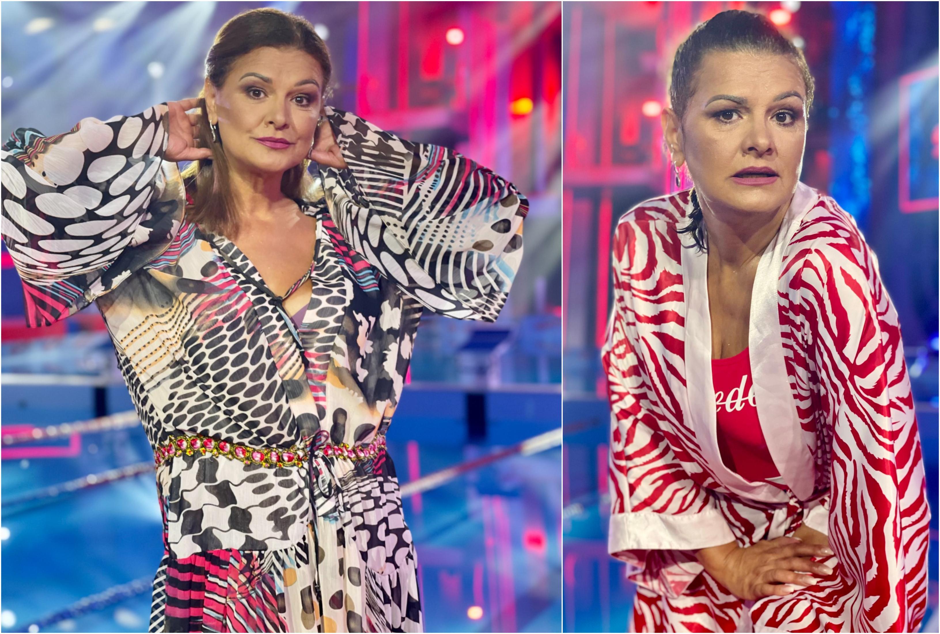 """Maria Buză, declarație emoţionantă pentru fiul ei la Splash! Vedete la apă: """"Viaţa ne-a ţinut departe!"""""""
