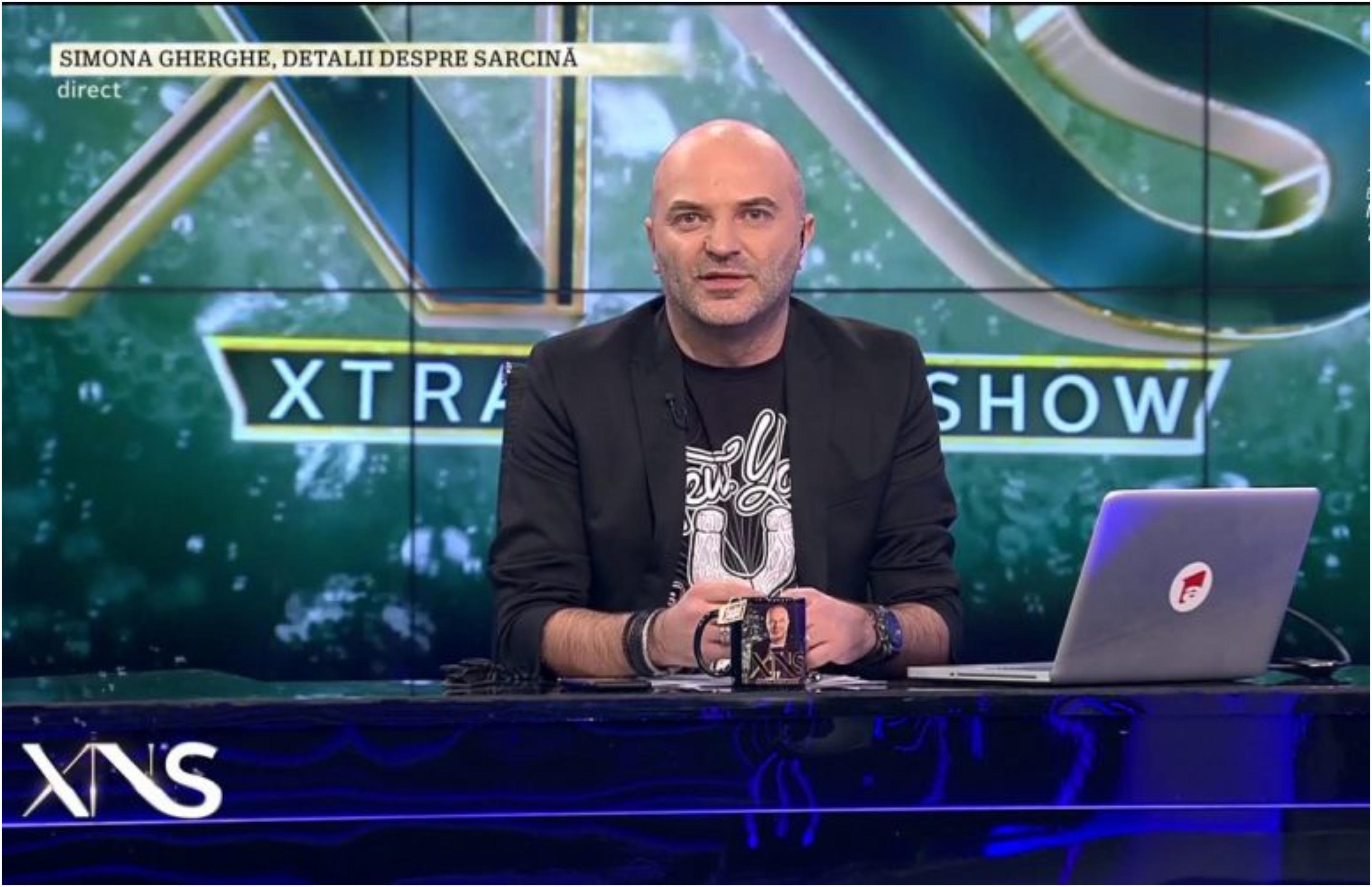 Dan Capatos a lipsit de la Xtra Night Show. Cine i-a luat locul în emisiune și de ce nu a putut fi prezent