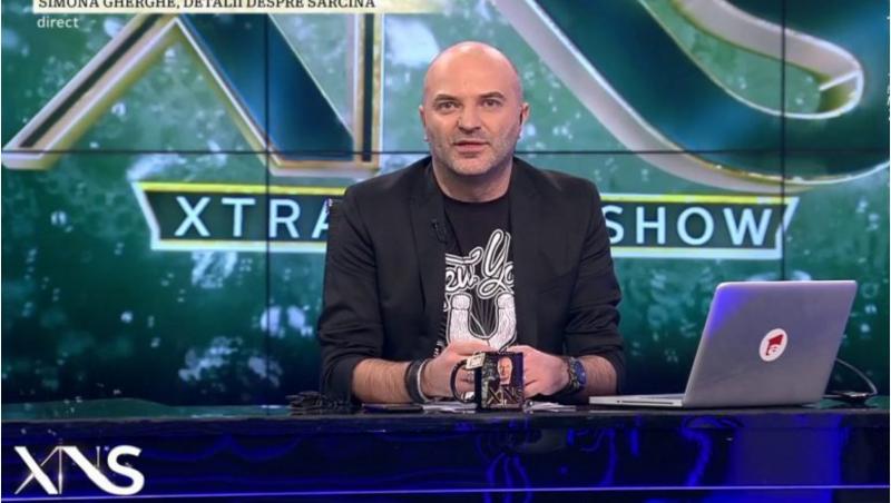 Dan Capatos, prezintă cele mai tari subiecte la Xtra Night Show