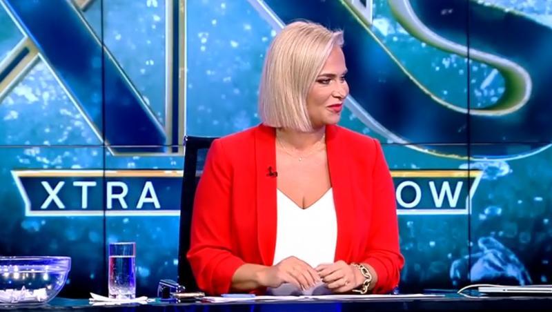 Paula Chirilă la XNS