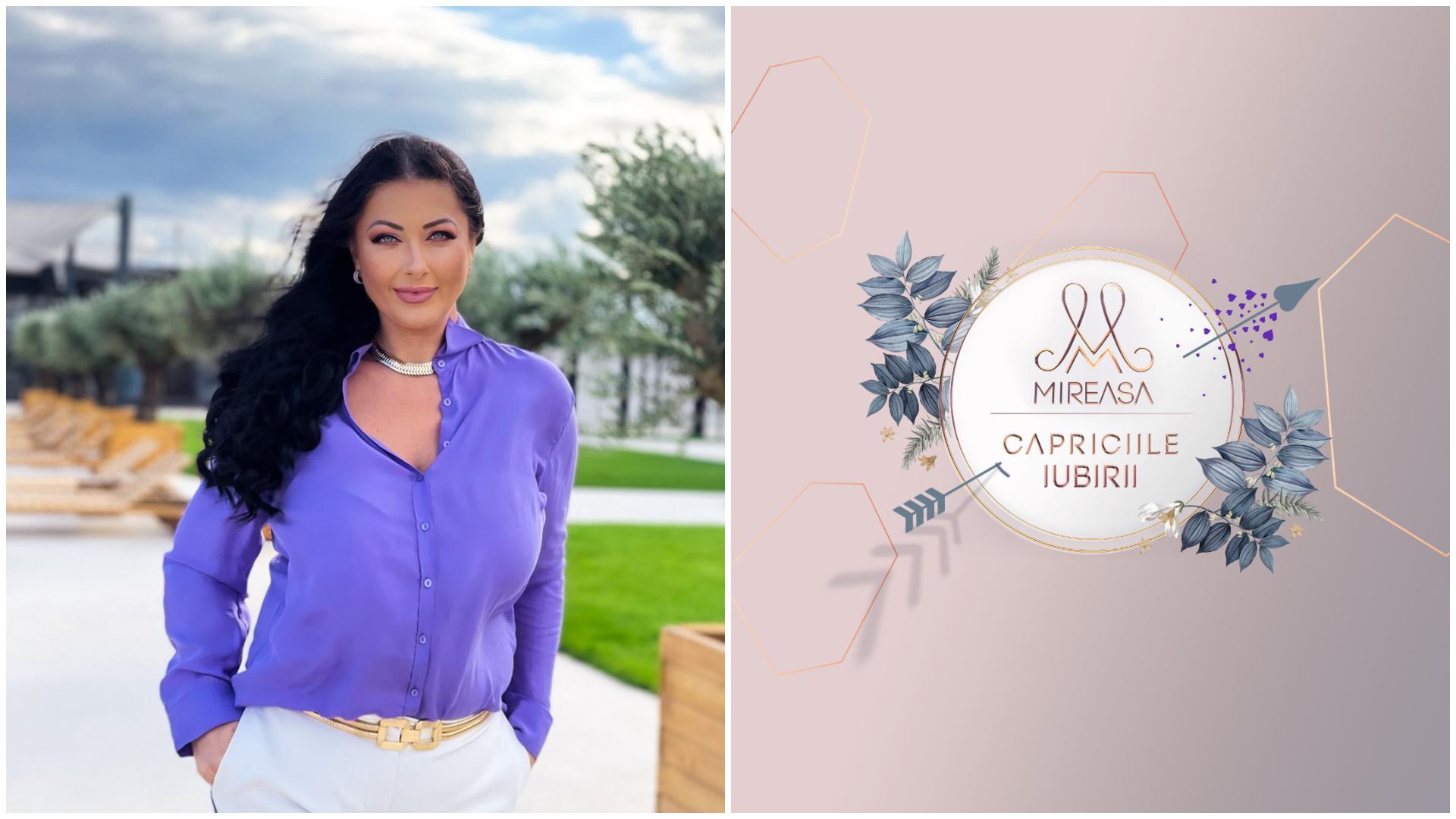 Gabriela Cristea prezintă Mireasa – Capriciile iubirii, începând de luni, 13 septembrie, la Antena Stars. La ce oră se va difuza