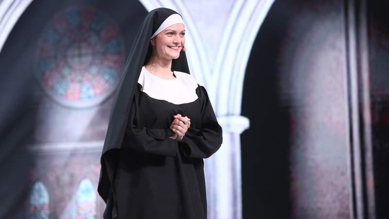 Magdalena Chihaia, la iUmor