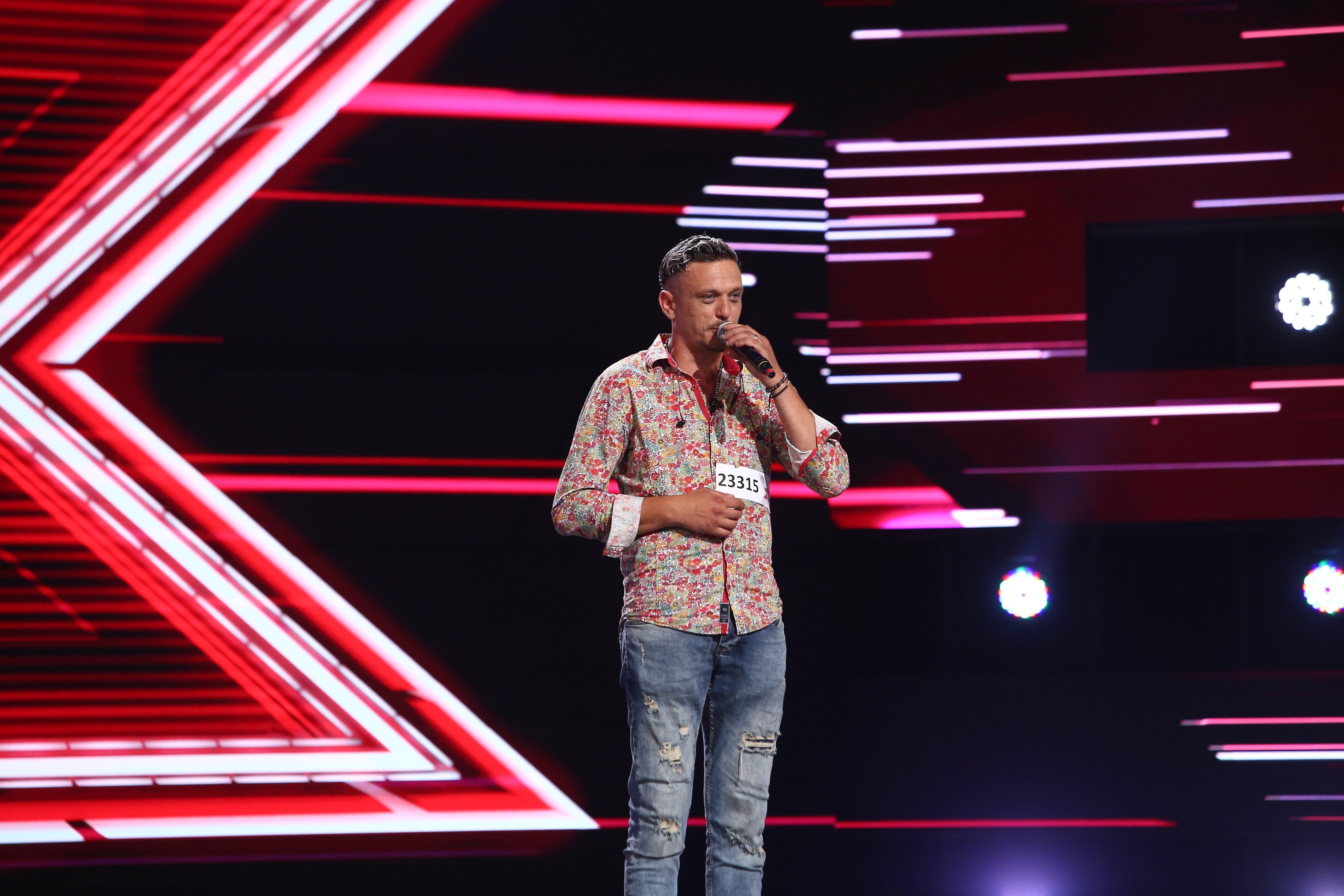 X Factor 2021, 10 septembrie. Radu Felix Bădilă, vocea-surpriză care l-a impresionat pe Ștefan Bănică cu piesa Tennessee Whiskey