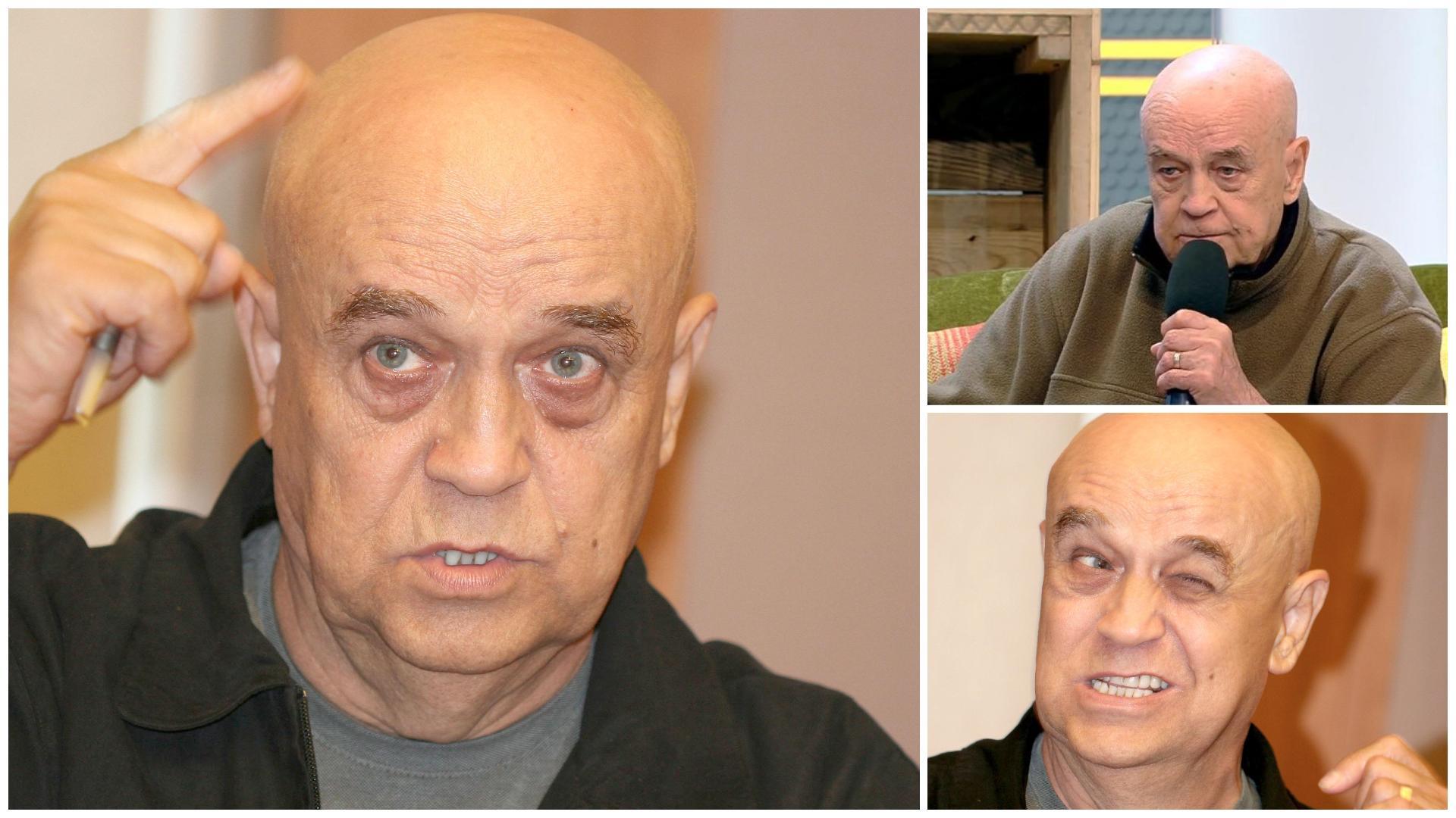Cum se simte Benone Sinulescu, la două luni după ce a fost găsit inconștient în casă. Soția artistului a făcut dezvăluiri