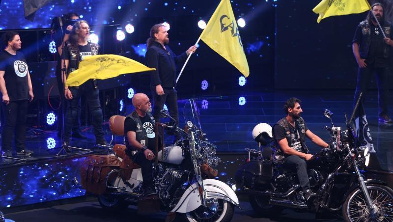 Cei de la Bikers for Humanity au adus un omagiu regretatului Adi Bărar