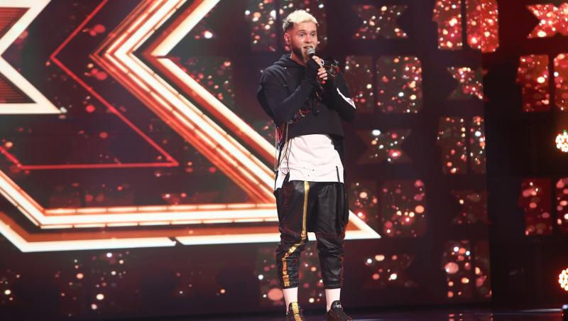 Loredana l-a ales pe Elvis Silitra, la X Factor