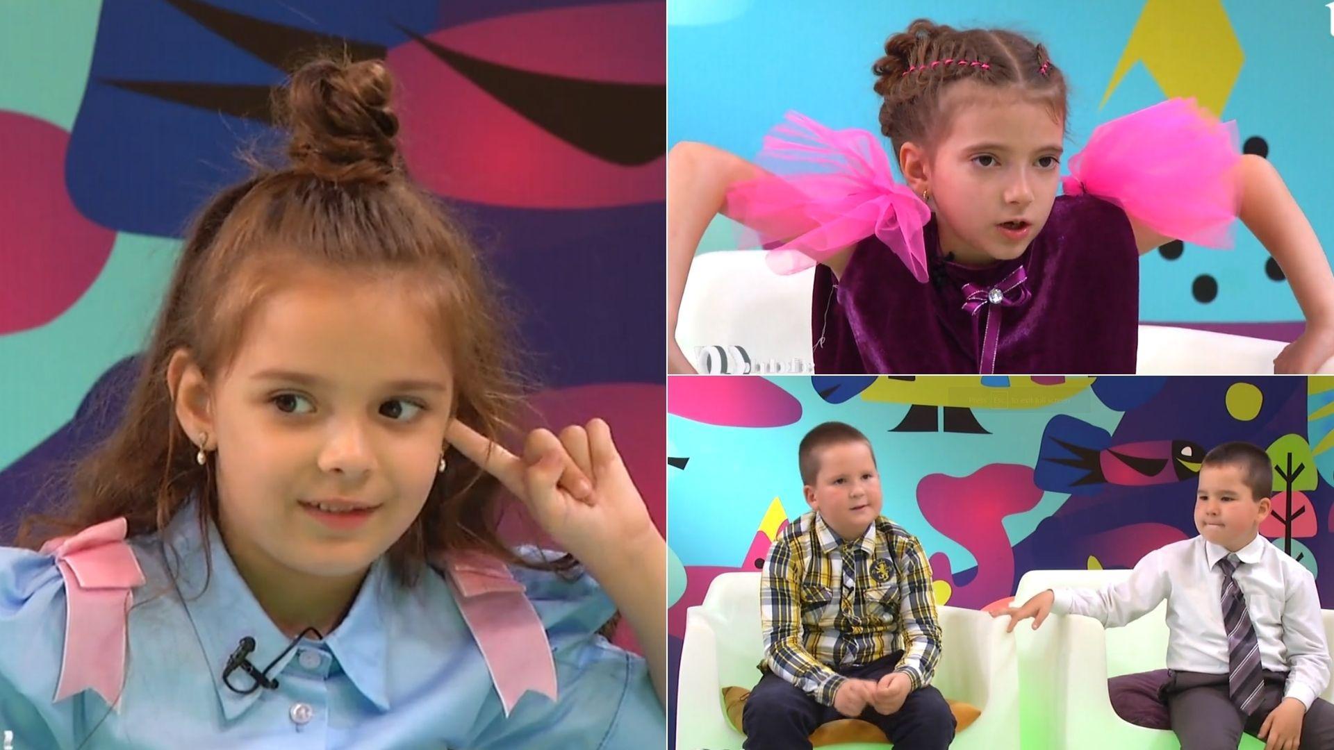 """Alpha Kids, episodul 11. Micuții au dat răspunsuri haioase la întrebarea """"Ce înseamnă fericirea?"""". Ce legătură are bancomatul"""