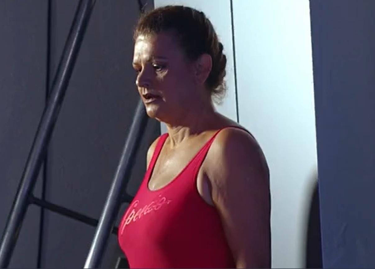 Splash! Vedete la apă, 11 septembrie 2021. Maria Buză a fost la un pas de accidentare, la a doua săritură. Ce i s-a întâmplat