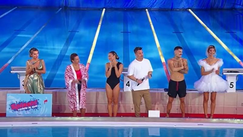 """Ediția 7 a emisiunii """"Splash! Vedete la apă"""" și-a desemnat finalistul"""