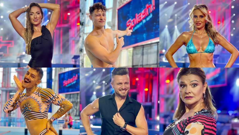 """Răzvan Fodor a anunțat cine a câștigat ediția 7 a emisiunii """"Splash! Vedete la apă"""""""