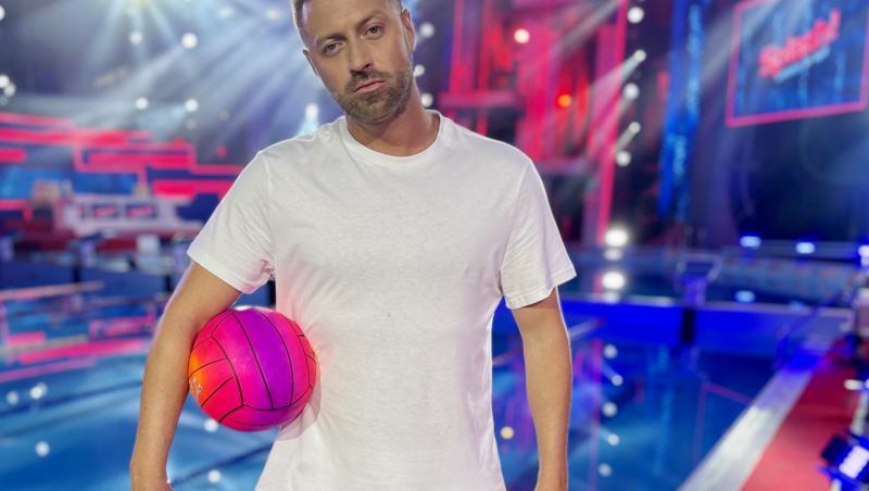 """Cristi Pulhac a făcut senzație în finala emisiunii """"Splash! Vedete la apă"""" de la Antena 1"""