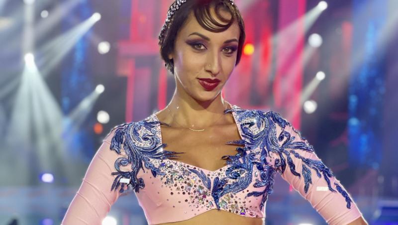 """Natalia Duminică a făcut show în finala emisiunii """"Splash! Vedete la apă"""" de la Antena 1"""