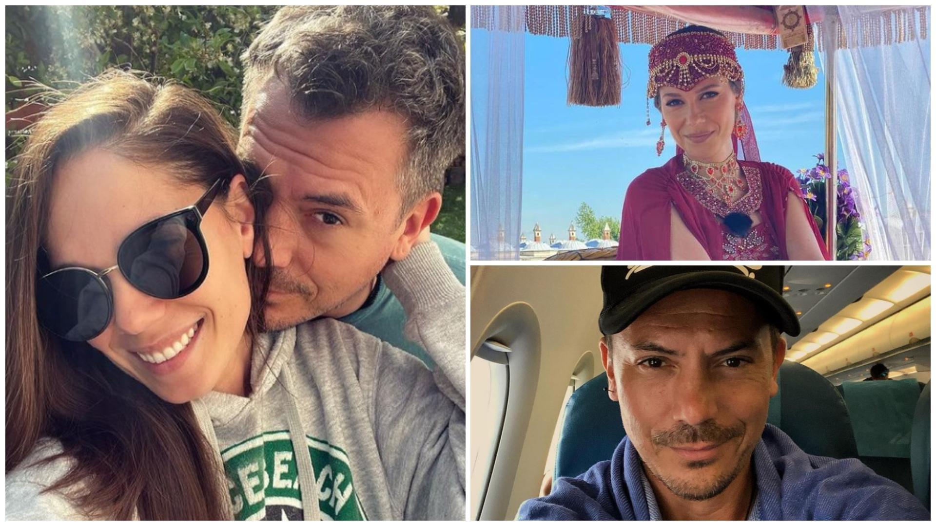 """Răzvan Fodor, urarea emoționantă pe care i-a făcut-o soției de ziua ei: """"E nefiresc să o iubesc atât de mult, de atâta timp"""""""