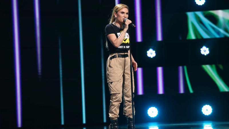Alexandra Ioana Bordei la X Factor sezonul 10