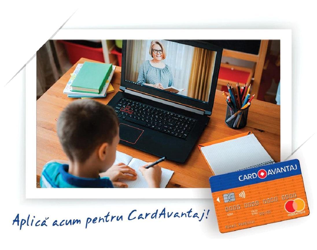 (P) Școala online – laptopuri pentru școală