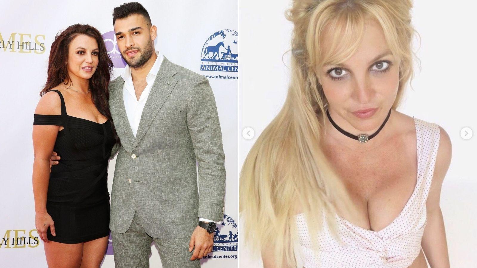 Britney Spears s-a logodit, după ce iubitul ei fusese fotografiat de paparazzii într-un magazin de bijuterii