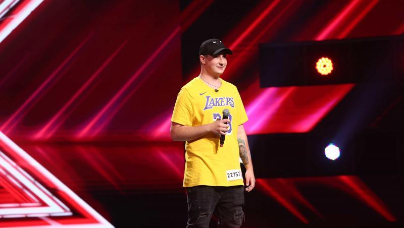 Gabriel Florian Găliceanu la X Factor sezonul 10