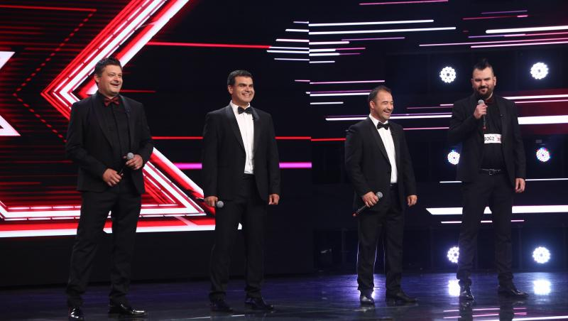 Quartet Belcanto la X Factor sezonul 10
