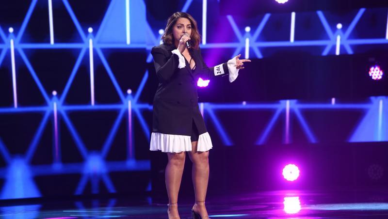 Irina Tănase la X Factor sezonul 10