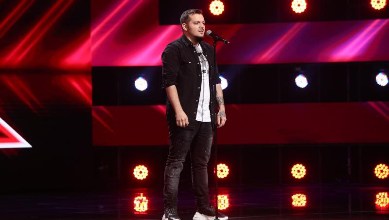 Răzvan Sterian la X Factor sezonul 10