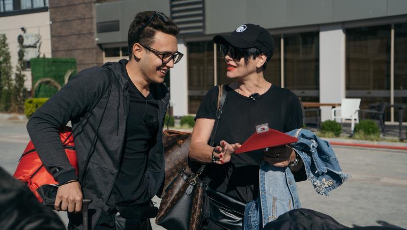 """Patrizia Paglieri, declarații exclusive despre Asia Express: """"Este prima emisiune la care particip pe care o voi urmări"""""""
