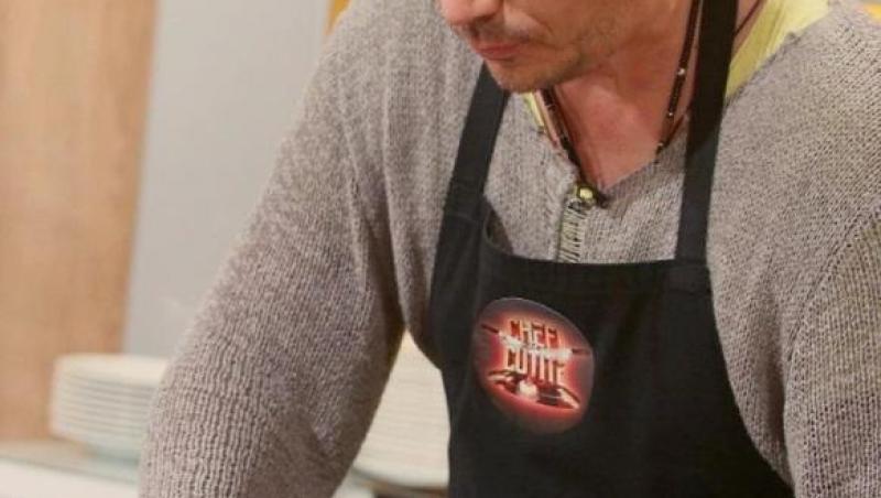 Răzvan Fodor a fost prezent la Chefi la cuțite