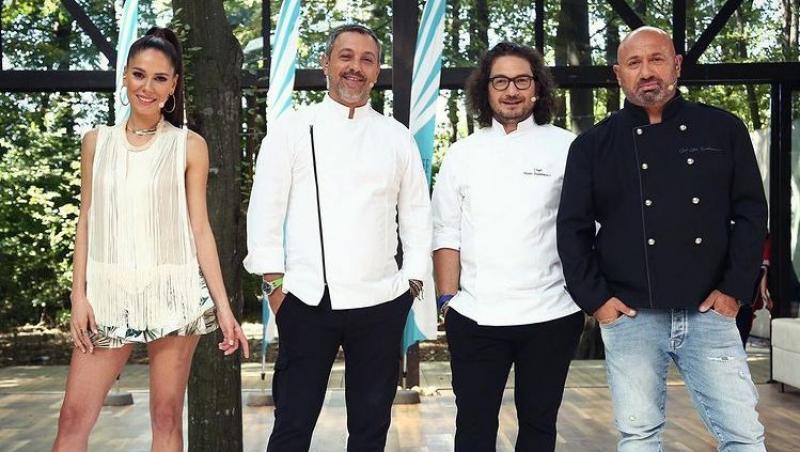 Chef Corin Bontea a sărbătorit-o pe Irina Fodor într-un mare fel