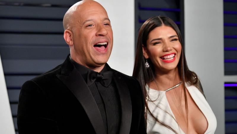Vin Diesel și Paloma Jimenez sunt împreună de mai mult de 10 ani și sunt părinții a trei copii