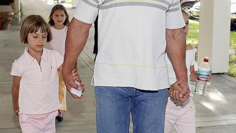 Sistine Stallone, fiica lui Sylvester Stallone, surprinsă într-o ținută sumară. Cum arată fiica celebrului actor