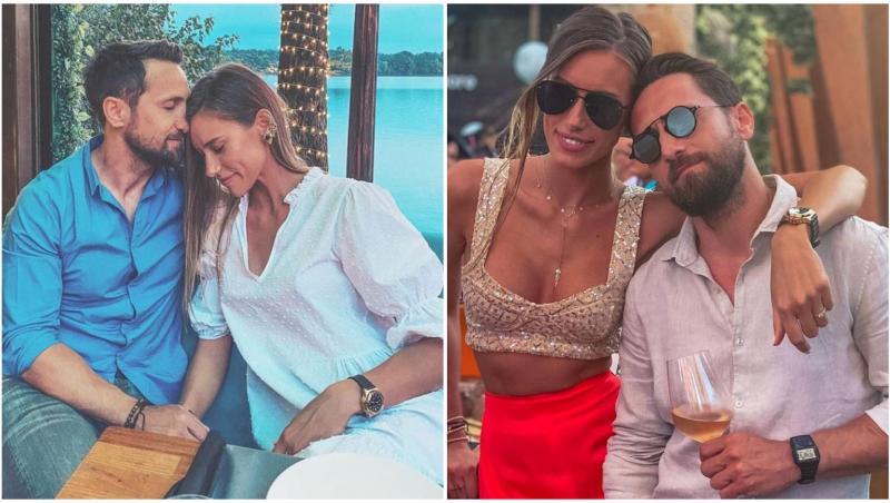 Dani Oțil și Gabriela Prisăcariu trec prin cele mai frumoase momente din viața lor. Prezentatorul TV și-a luat soția și băiețelul acasă, iar ipostaza în care s-a lăsat fotografiat alături de fiul său a înduioșat inimile interanuților