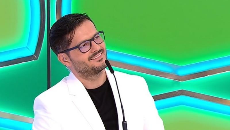 """Prețul cel bun, 14 septembrie 2021. Yasmin i-a spus """"Ești frumos"""" în arabă lui Andrei Ștefănescu. Cum a reacționat prezentatorul"""
