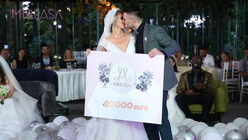 Liviu și Maria au reușit să cucerească publicul cu felul lor carisamtic și relația puternică, motiv pentru care au și câștigat cel de-al treilea sezon al emisiunii Mireasa.