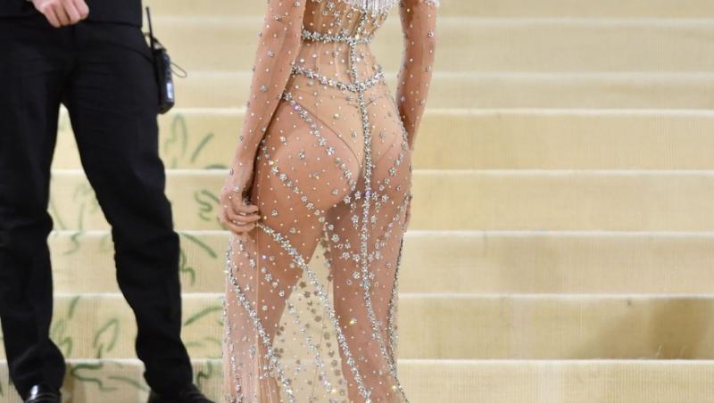Kendall Jenner, la Met Gala 2021