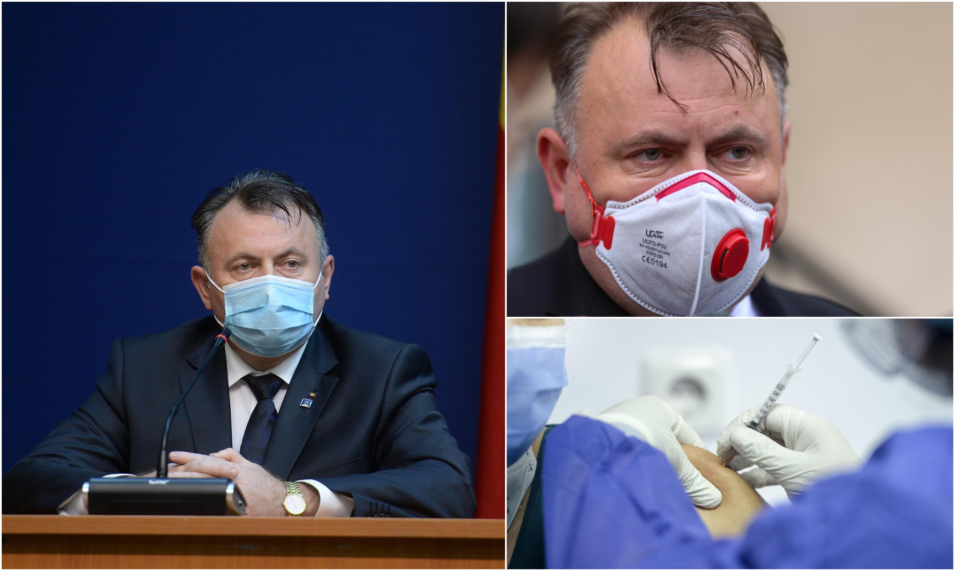 Nelu Tătaru propune vaccinarea obligatorie