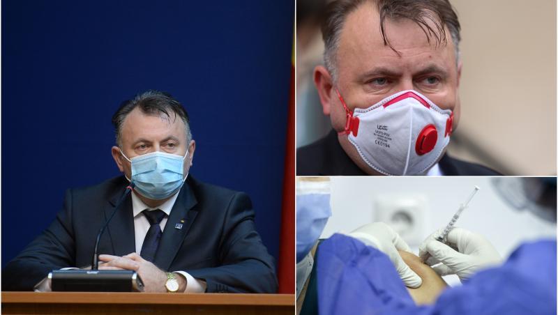 Fostul ministru al Sănătăţii, Nelu Tătaru, care acum este consilier onorific al premierului, este primul om din spaţiul politic românesc care propune vaccinarea obligatorie.