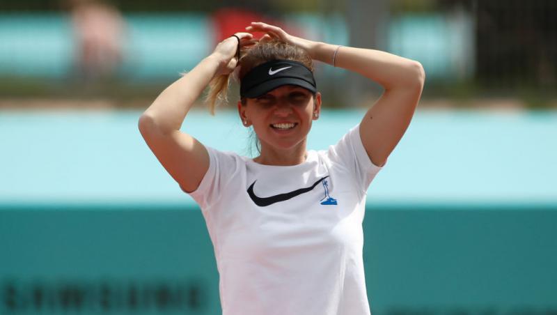Simona Halep, tenismena