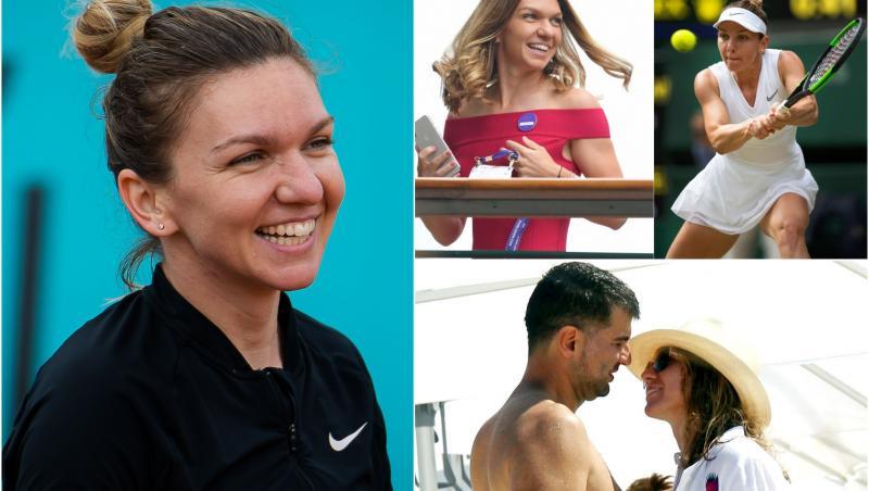 Simona Halep, tenismena, se căsătorește cu Toni Iuruc