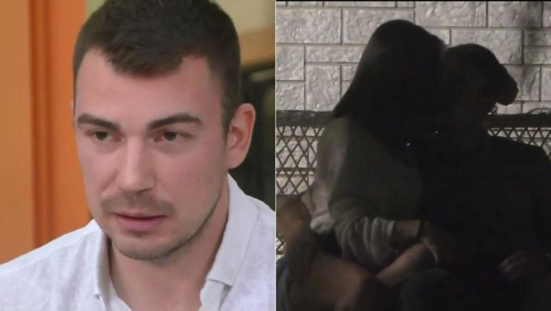 Doamna Lenu a început să plângă în timp ce urmărea materialul cu sărutul dintre Andrada și nepotul său, Victor, de la Mireasa sezon 4