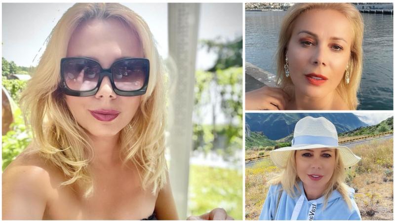 Dana Săvuică este într-o formă fizică de invidiat la 51 de ani