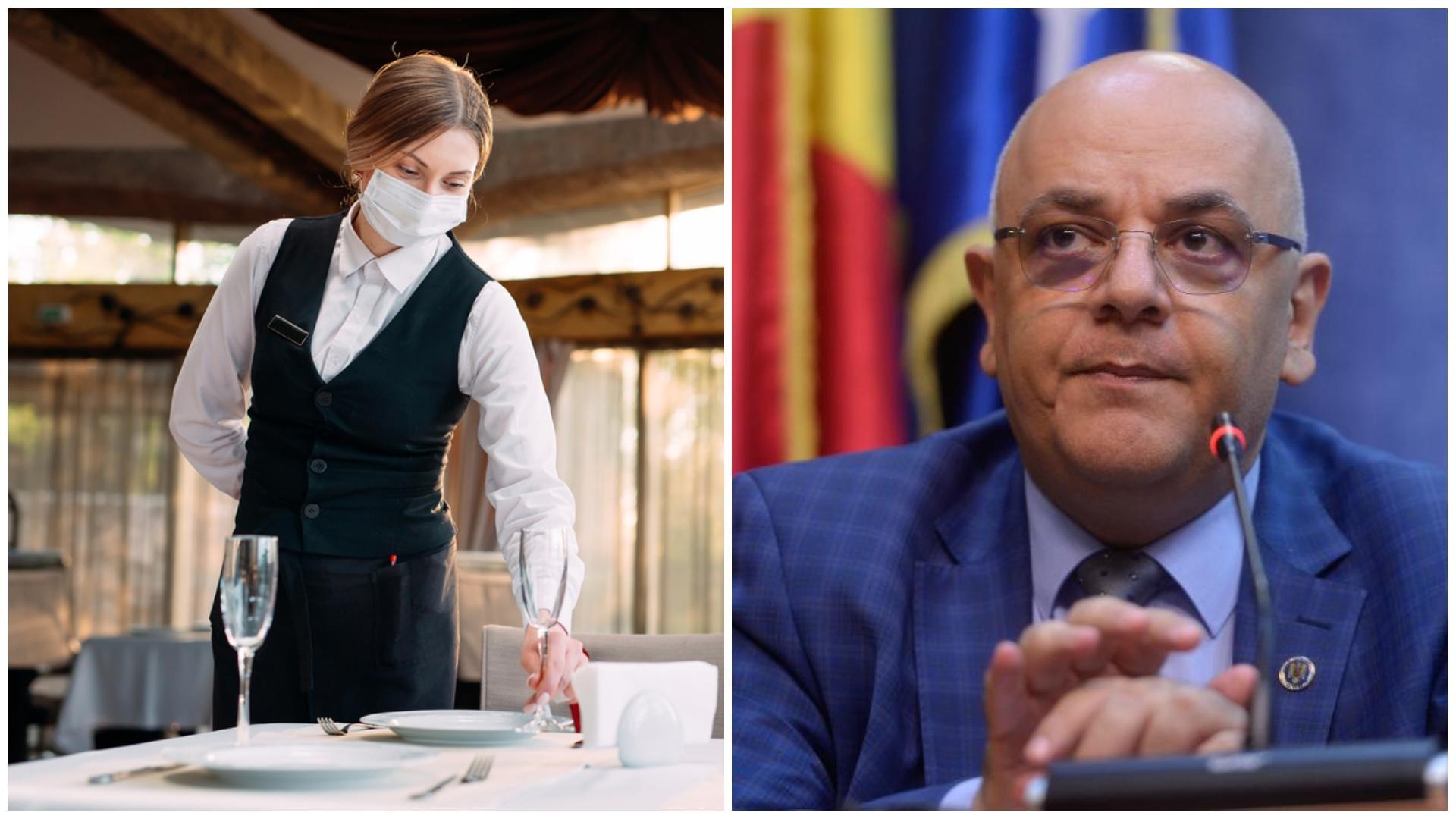 """Raed Arafat, despre obligativitatea certificatului verde pentru românii care merg la restaurante, mall-uri și nunți: """"Avem legea"""""""