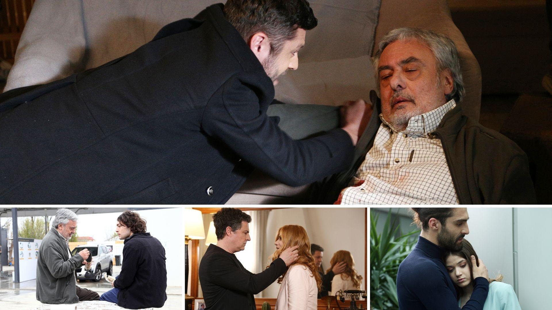 Serial Adela, sezonul 2, 16 septembrie 2021. Aventura dintre Mihai și Andreea ajunge în presă, iar Lucian îl împușcă pe Gheorghe