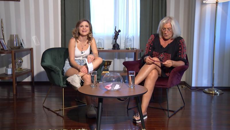 """Cristina Ciobănașu și Carmen Ionescu, captura din episodul 2 din """"Adela - Tot ce nu se vede"""""""