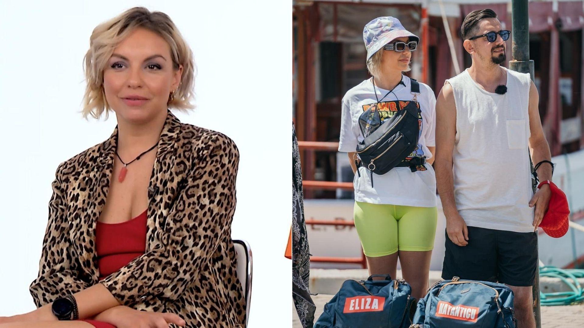 Ce meserie are Eliza Natanticu de la Asia Express sezon 4. Soția lui Cosmin activează în zona artistică