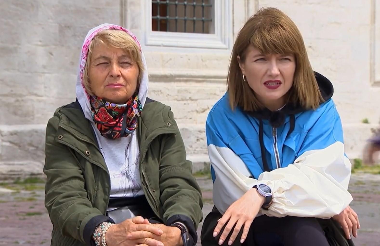 Asia Express, 19 septembrie 2021. Alexandra Ungureanu a cedat și a izbucnit în lacrimi. Artista s-a speriat pentru mama ei